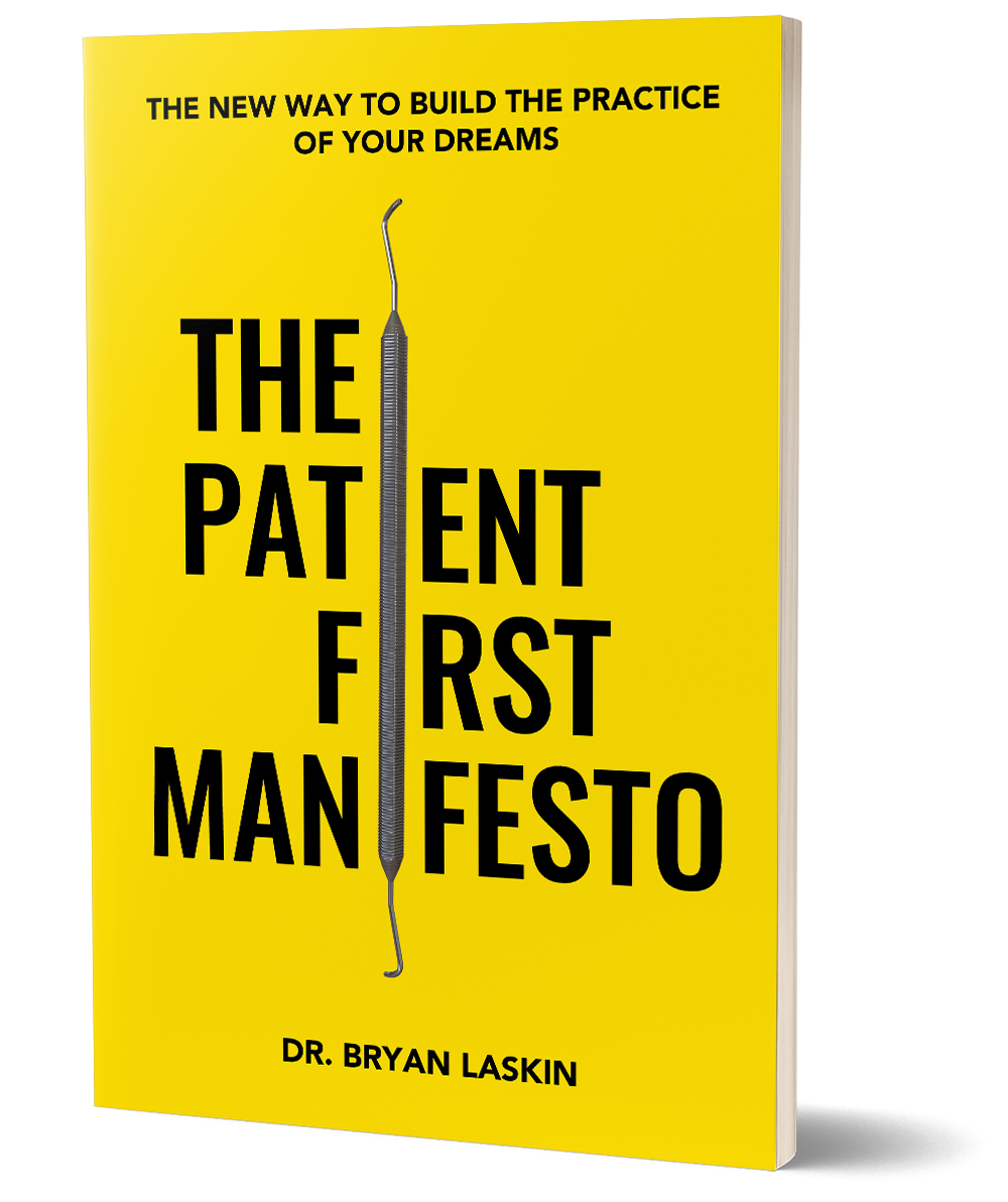 The Patient First Manifesto Book Cover